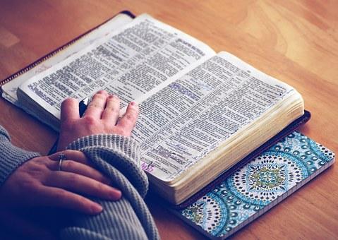 Versículos de ánimo retos vida